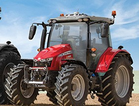 2019 Massey Ferguson 5713S in Warren, Arkansas