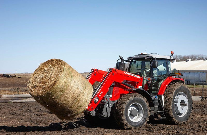 2020 Massey Ferguson 7714 Premium Dyna-4 in Hondo, Texas - Photo 3