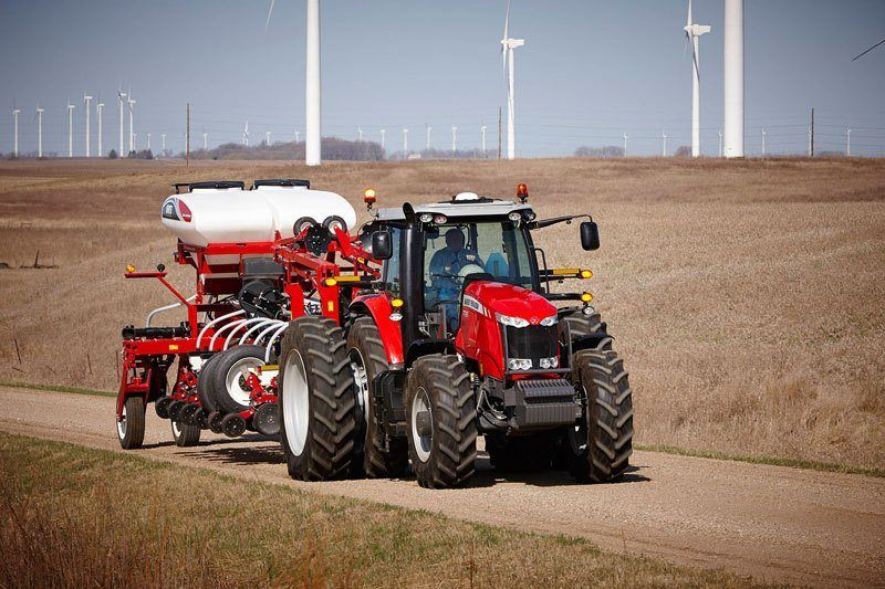 2020 Massey Ferguson 7722 Premium Dyna-VT in Hondo, Texas - Photo 6