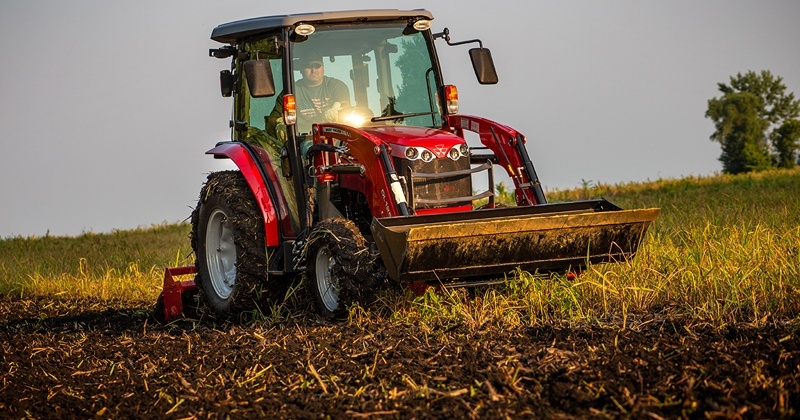 2020 Massey Ferguson 1750M HST Cab in Hondo, Texas - Photo 6