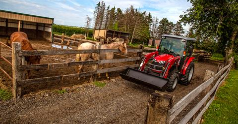 2020 Massey Ferguson 1750M Shuttle ROPS in Hondo, Texas - Photo 8