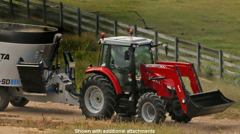 2020 Massey Ferguson 5712SL 2WD in Hondo, Texas - Photo 1