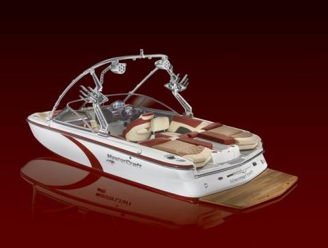 2011 Mastercraft 225V in Lake Zurich, Illinois