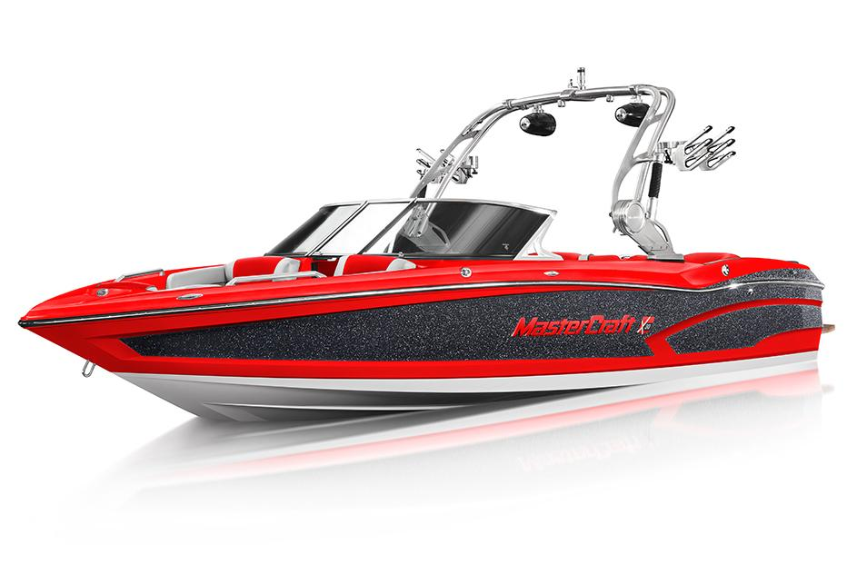 2015 Mastercraft X30 in Lake Zurich, Illinois