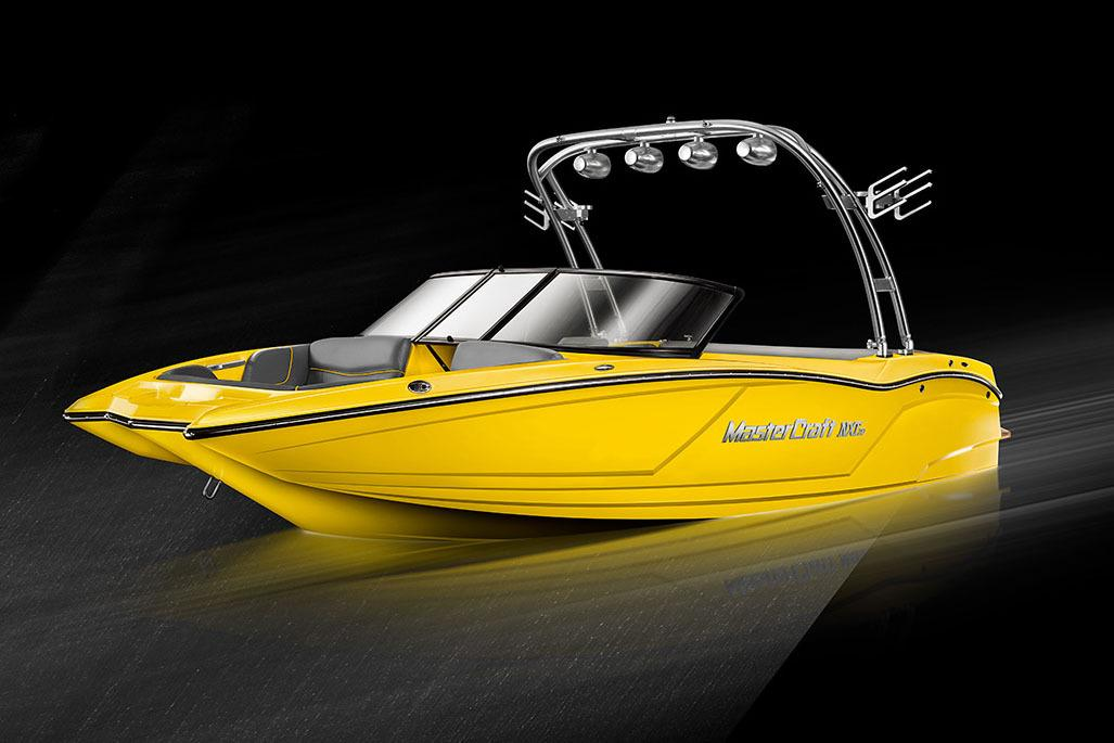 2017 Mastercraft NXT20 in Manitou Beach, Michigan