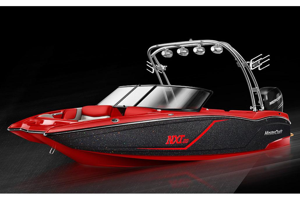 2017 Mastercraft NXT20 Global Edition in Manitou Beach, Michigan