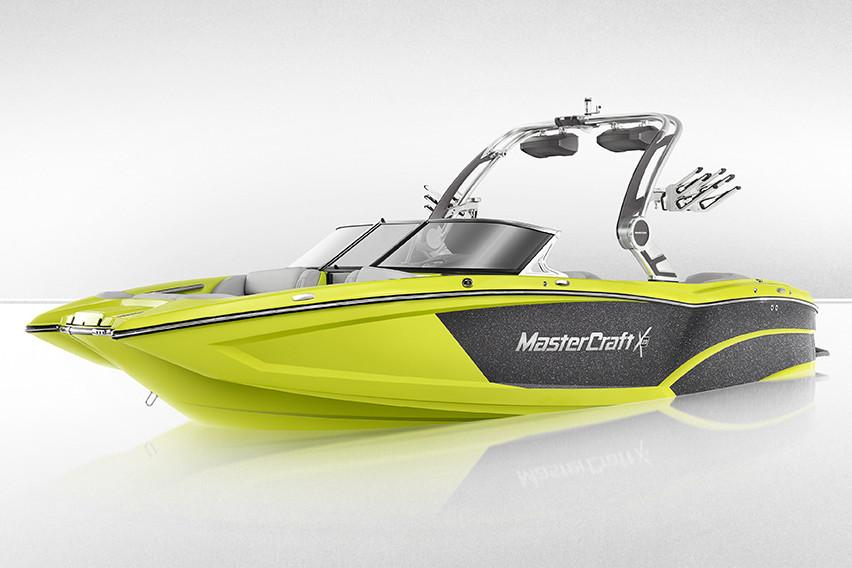 2018 Mastercraft X23 in Manitou Beach, Michigan