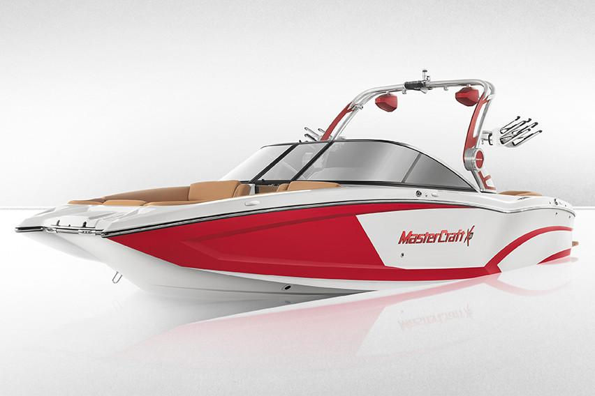 2018 Mastercraft X26 in Lake Zurich, Illinois