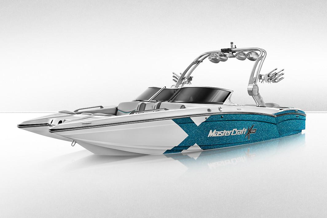 2018 Mastercraft XStar in Manitou Beach, Michigan