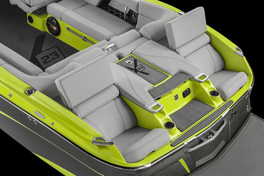 2019 Mastercraft X23 in Manitou Beach, Michigan