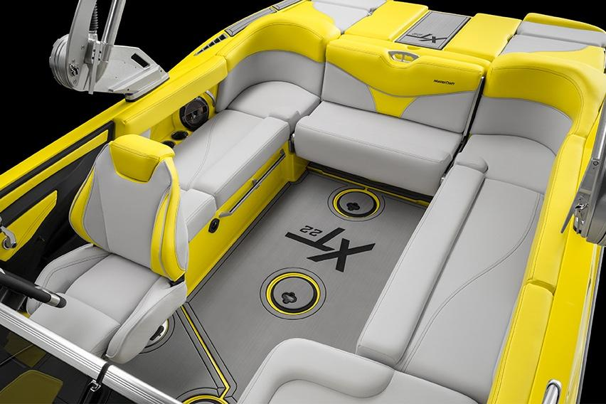2020 Mastercraft XT22 in Madera, California - Photo 6