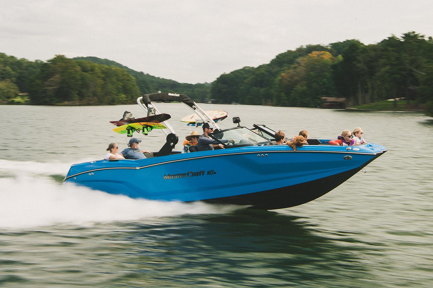 2021 Mastercraft nxt24 in Madera, California - Photo 1