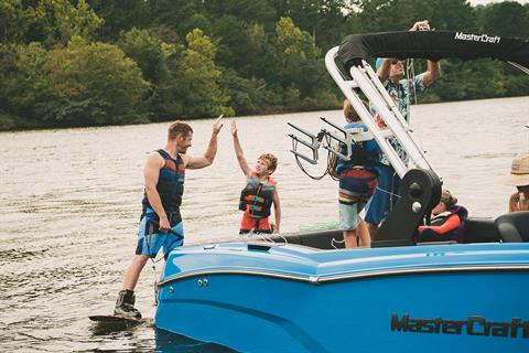 2021 Mastercraft nxt24 in Madera, California - Photo 4