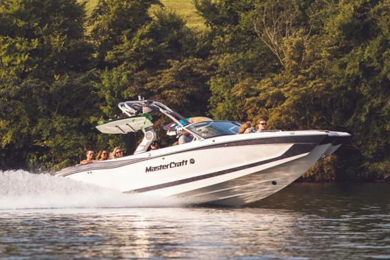 2021 Mastercraft X26 in Madera, California - Photo 1
