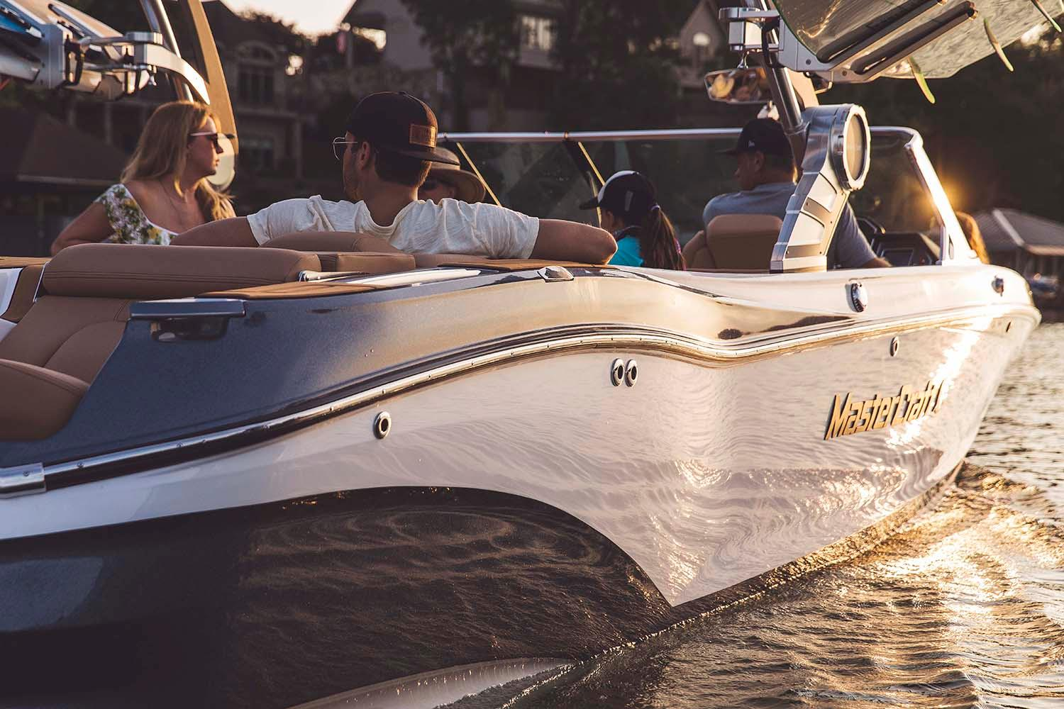 2021 Mastercraft X26 in Madera, California - Photo 4
