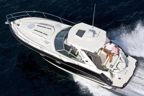 2017 Monterey 335 Sport Yacht in Holiday, Florida