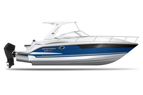 2020 Monterey 345 Sport Yacht in Saint Peters, Missouri