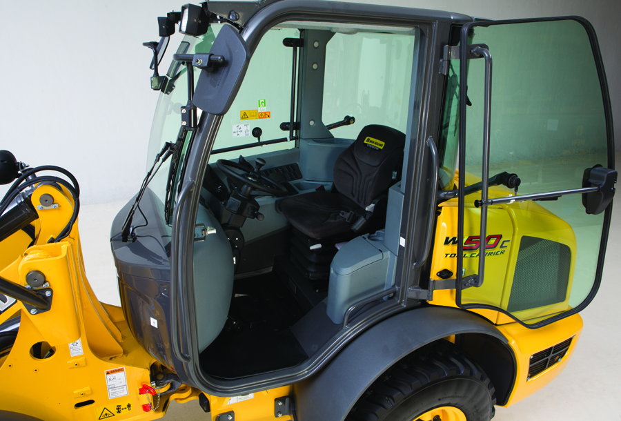 New 2014 New Holland Agriculture W50b Tc Loaders In