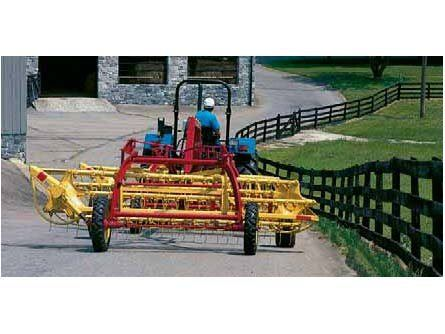 2015 New Holland Agriculture 252 Pivot-Tongue in Littleton, New Hampshire