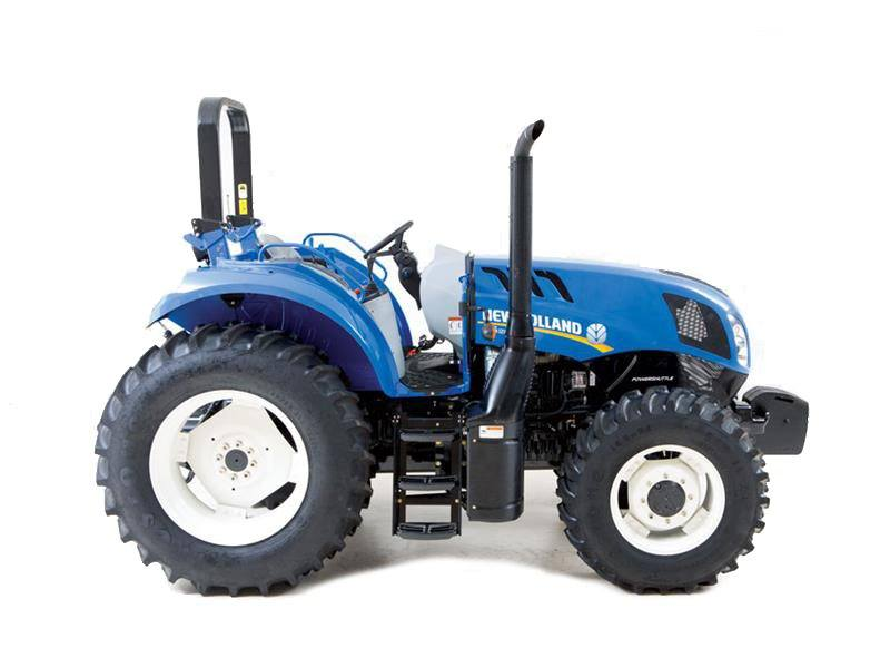 New 2015 new holland agriculture tier 4b tractors for Ford motor credit interest rates for tier 4