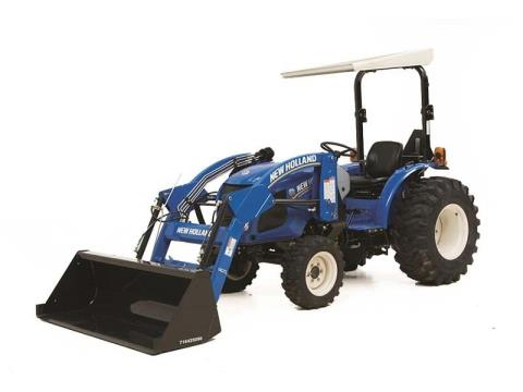 2016 New Holland Agriculture 110TL in Littleton, New Hampshire