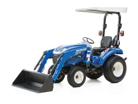 2016 New Holland Agriculture 250TLA IV in Littleton, New Hampshire