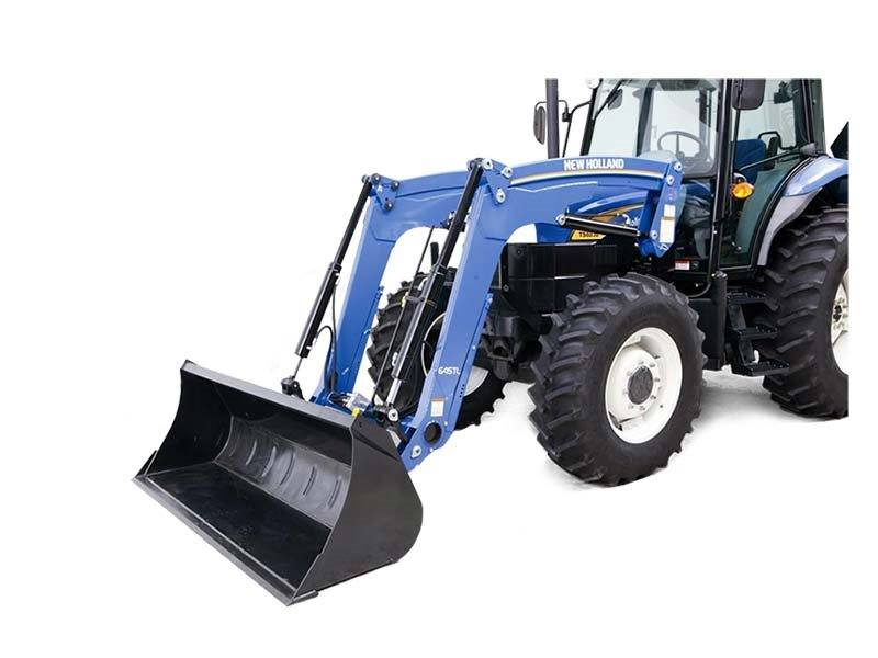 2016 New Holland Agriculture 615TL in Littleton, New Hampshire