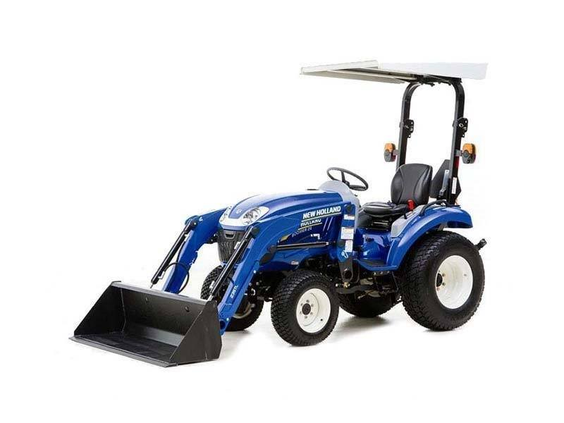 2016 New Holland Agriculture Boomer (24 hp) in Littleton, New Hampshire