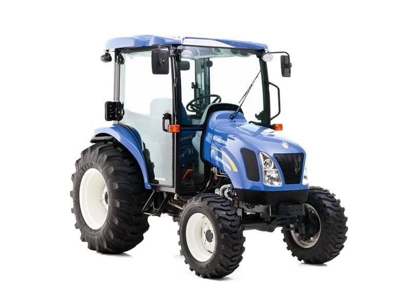 2016 New Holland Agriculture Boomer 3040 in Littleton, New Hampshire