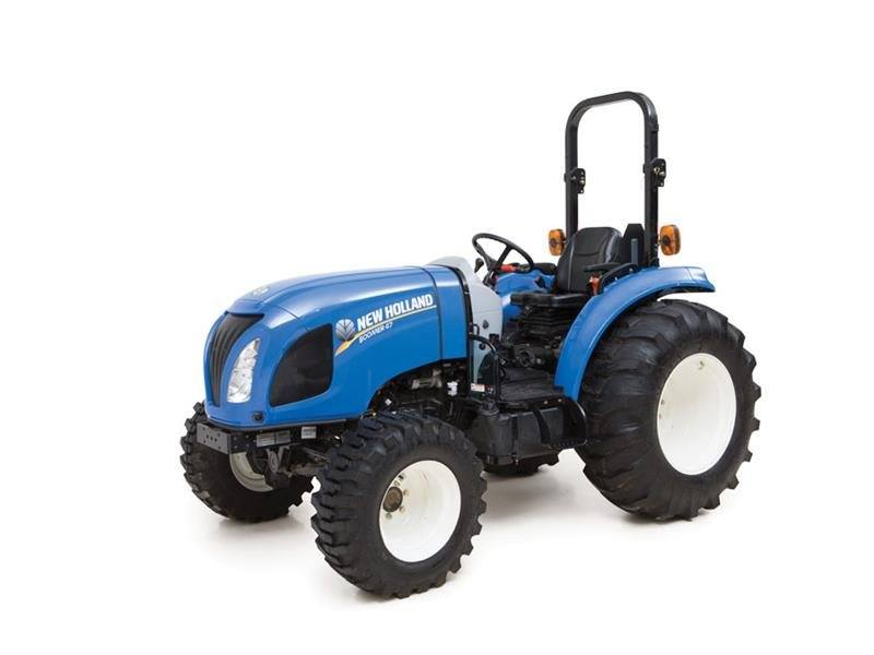 2016 New Holland Agriculture Boomer Compact 41 in Littleton, New Hampshire