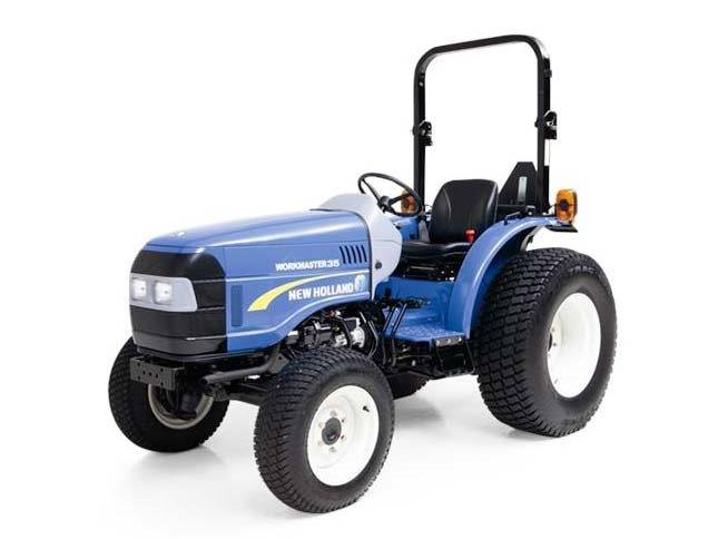 2016 New Holland Agriculture Workmaster 40 in Littleton, New Hampshire