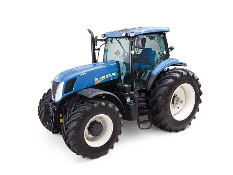 2016 New Holland Agriculture T7.170 in Littleton, New Hampshire