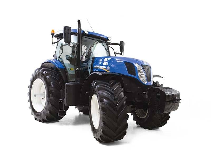 2016 New Holland Agriculture T7.175 Classic in Littleton, New Hampshire