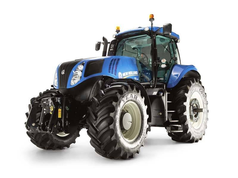 2016 New Holland Agriculture T8.330 in Littleton, New Hampshire
