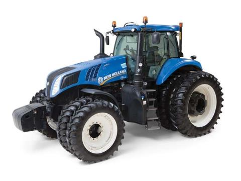 2016 New Holland Agriculture T8.380 in Littleton, New Hampshire
