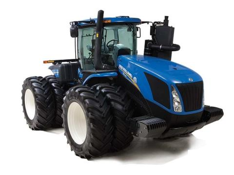 2016 New Holland Agriculture T9.435 in Littleton, New Hampshire