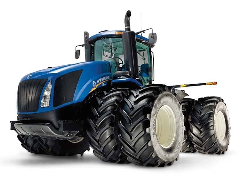 2016 New Holland Agriculture T9.615 in Littleton, New Hampshire
