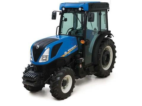 2016 New Holland Agriculture T4.100V in Littleton, New Hampshire