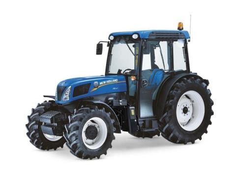 2016 New Holland Agriculture T4.75F in Littleton, New Hampshire