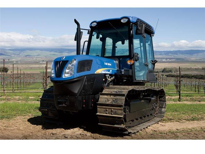 2016 New Holland Agriculture TK4050M in Littleton, New Hampshire