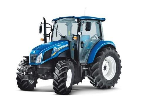 2016 New Holland Agriculture T4.65 in Littleton, New Hampshire