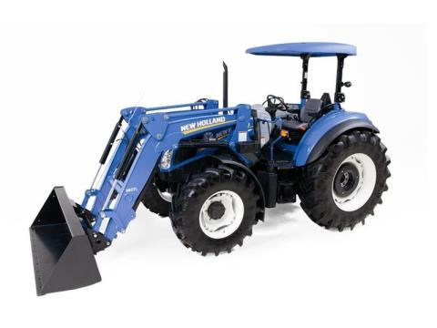 2016 New Holland Agriculture T4.85 in Littleton, New Hampshire
