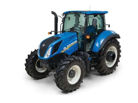 2016 New Holland Agriculture T5.110 in Littleton, New Hampshire