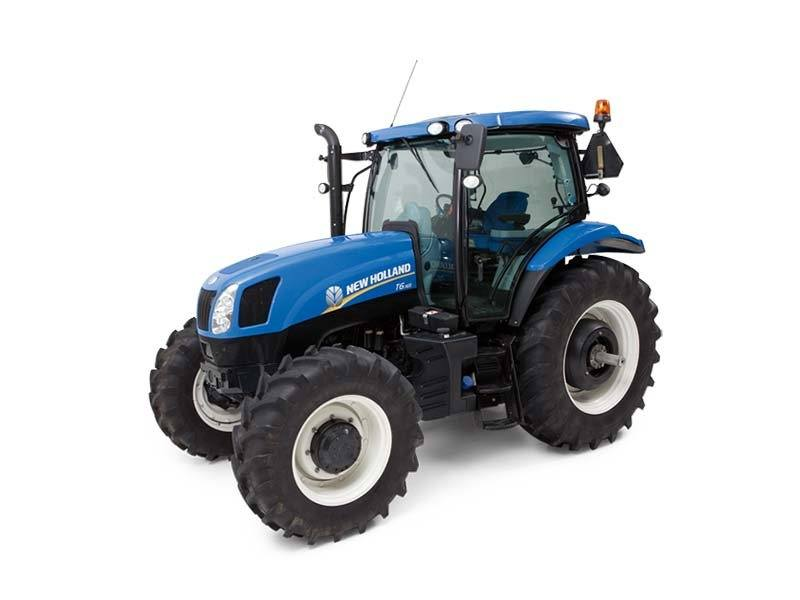 2016 New Holland Agriculture T6.140 in Littleton, New Hampshire