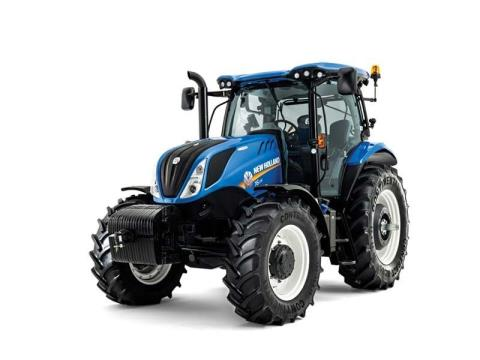 2016 New Holland Agriculture T6.145 in Littleton, New Hampshire