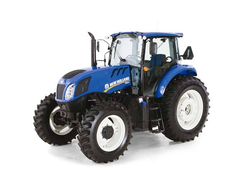 New 2016 new holland agriculture tier 4b tractors for Ford motor credit interest rates for tier 4