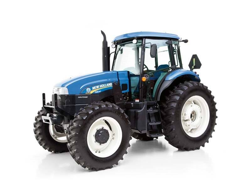 2016 New Holland Agriculture TS6.140 in Littleton, New Hampshire