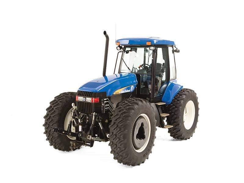 2016 New Holland Agriculture TV6070 Bidirectional in Littleton, New Hampshire