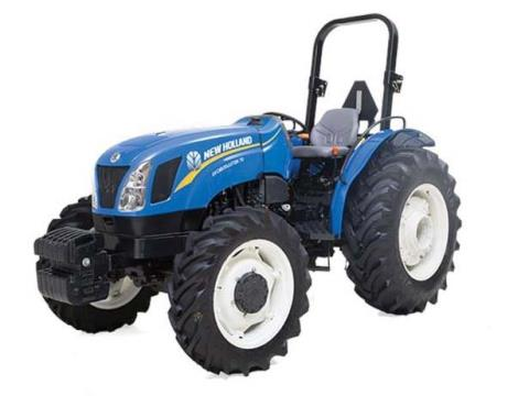 2016 New Holland Agriculture Workmaster 50 (4WD) in Littleton, New Hampshire