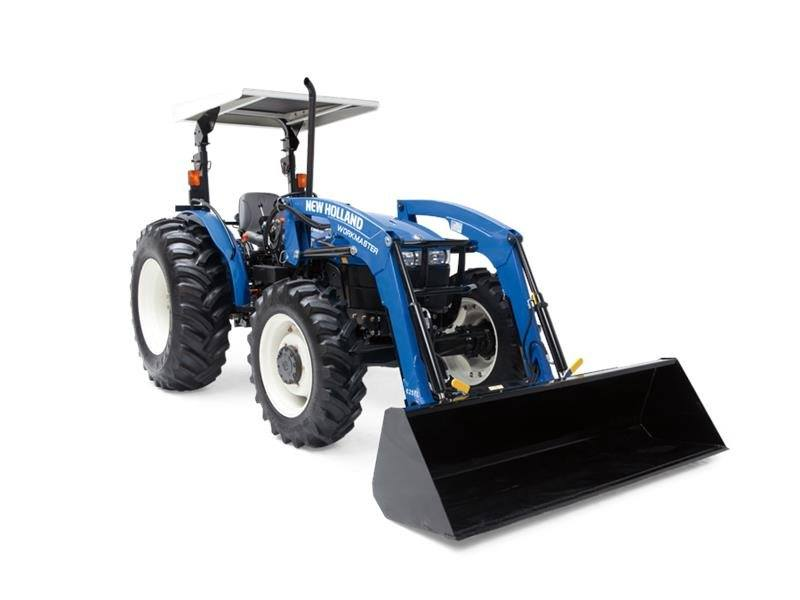 2016 New Holland Agriculture Workmaster 75 (4WD) in Littleton, New Hampshire